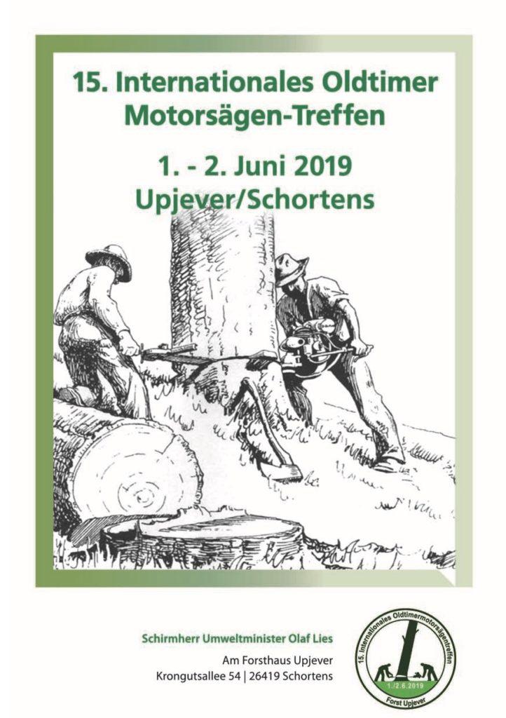 Internationales Kettensägentreffen @ Schortens | Niedersachsen | Deutschland